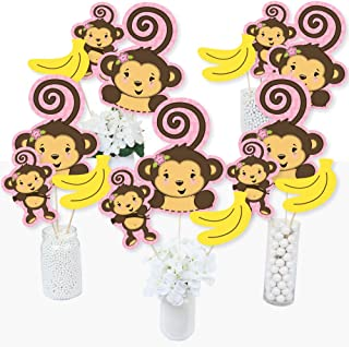 Best girl monkey centerpieces Reviews
