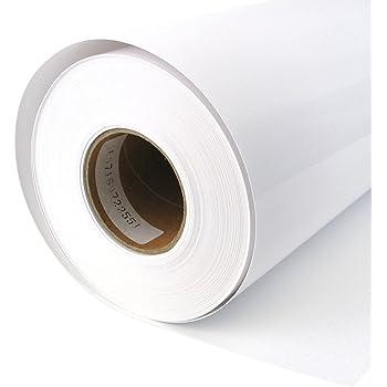Rollo de papel para plóter Mate 108 g/m², 61 cm x 30 m A1 A2 Inkjet Your Design gestrichenes Papel universal impermeable, adecuado para tintas de colores y pigmento: Amazon.es: Oficina y