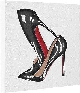 c0e59dce0a7 Amazon.com: red bottom shoes - New