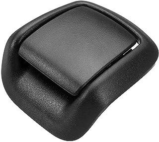 XIAOFANG Nueva 1Pair Derecha y Mano Izquierda Frente manijas de inclinación del Asiento en Forma for Ford Fiesta MK6 2002-2008 1.417.520 1.417.521 CSL2018 (Color Name : Black)