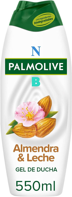 NB Palmolive - Gel de ducha en crema - para piel sensible - 600 ml