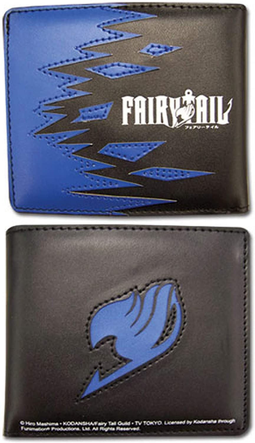 Great Eastern Entertainment Fairy Tail Gray Wallet multicolored, 5