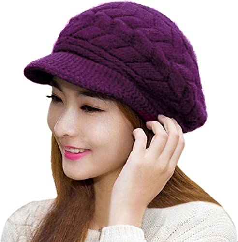 Cheer So Hard I Sweat Glitter Winter Beanie Hat Knit Hat Cap for Men /& Women