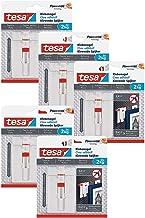 tesa® Verstelbare plakspijker voor behang en pleisterwerk 2 kg (5 verpakkingen)
