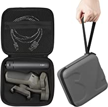 Aboom Carrying Case Compatible with DJI Osmo Mobile 3, Waterproof Travel Bag for Osmo Mobile 3 Accessories (Not Included Osmo Mobile 3 and Accessories)