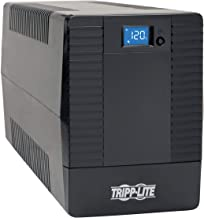 UPS Smart Tower 1200VA 600W Battery Back Up Desktop Avr LCD USB