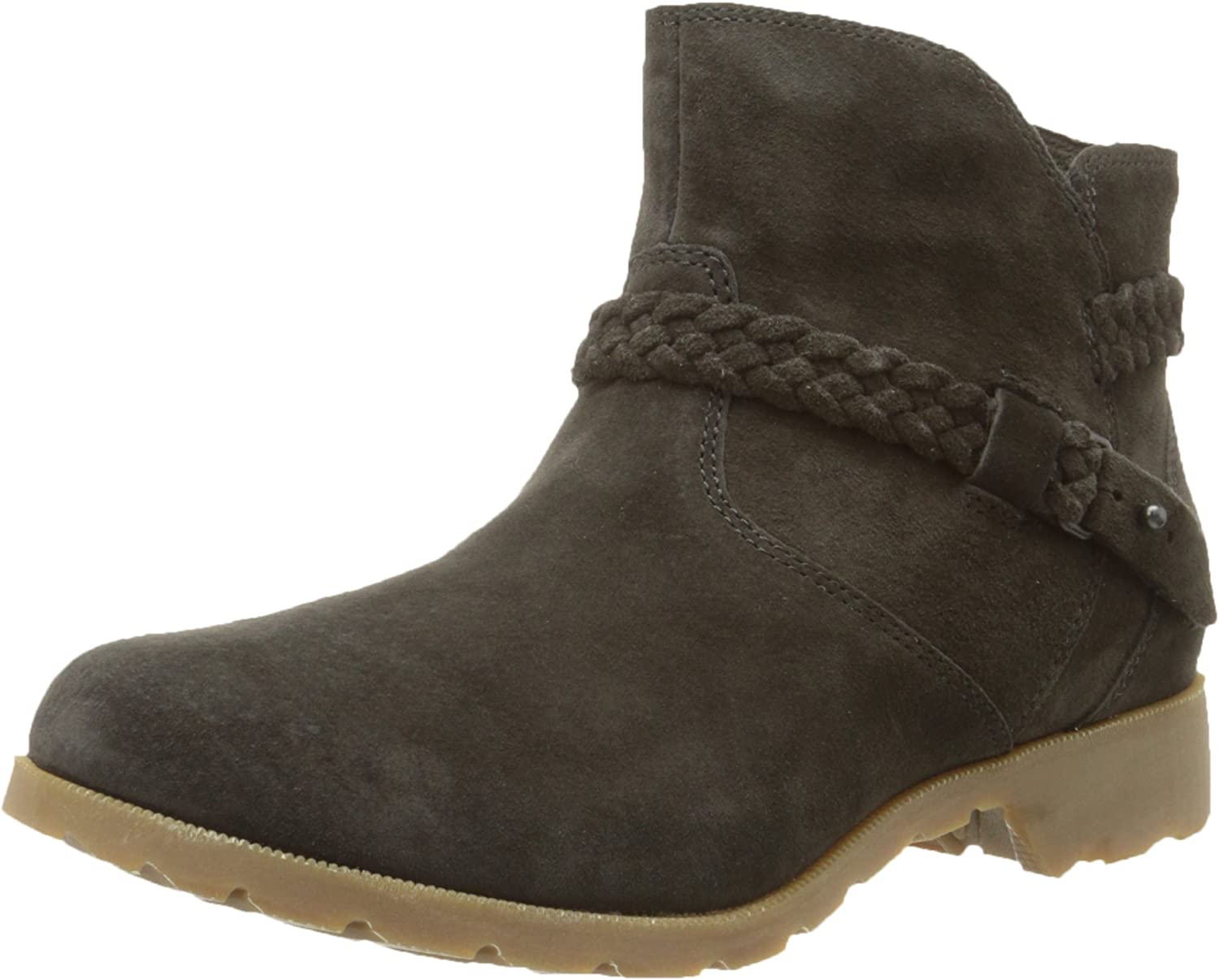 Teva Women's Delavina Suede Ankle Boot