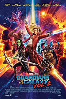 Guardians of the Galaxy Movie Vol. 2 Poster 24in x 36in