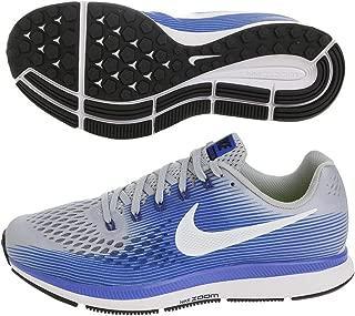 Mens Air Zoom Pegasus 34 Running Shoes (8.5, Grey/Blue-EW)