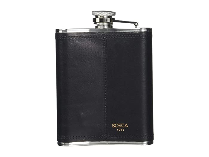 6 oz Dolce Flask (Black) Glassware Cookware