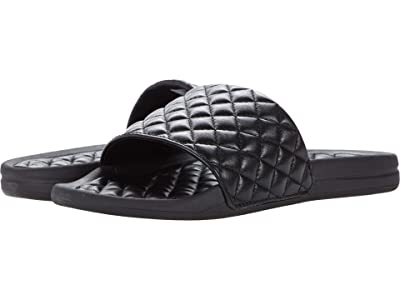 Athletic Propulsion Labs (APL) Lusso Slide (Black) Women