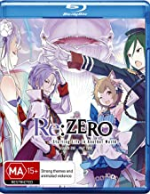 Re:Zero Starting Life in Another World: Season 1 Part 2 Blu-Ray | Region B