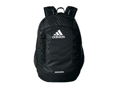 adidas Excel V Backpack (Black) Backpack Bags