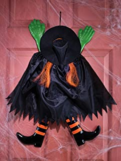 Best smashed witch door decoration Reviews