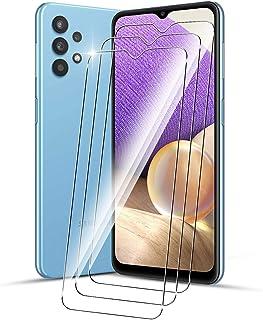 【3枚セット】Galaxy A32 5G ガラスフィルム TUTUO Galaxy A32 5G 強化ガラス液晶保護フィルム【旭硝子製】硬度9H 透過率99.9% 防指紋 飛散防止 気泡防止 ラウンドエッジ加工 自動吸着 Galaxy A32 ...