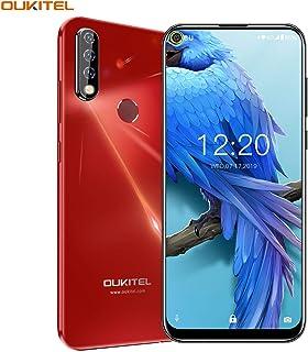 comprar comparacion OUKITEL C17 Pro 4G Móviles(2019) Android 9.0 - Pantalla Completa de 6.35 Pulgadas de Agujero Ciego,4GB+64GB,Helio P23 Octa...