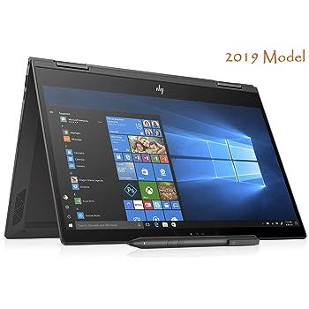 HP Envy Touch 13z x360 Convertible Ultra Thin Laptop Ryzen 5 Quad Core up to 3.6GHz 8GB 256GB SSD 13.3in FHD B&O Audio Vega 8 Graphics (Renewed)