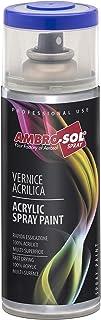 Ambro-Sol V4009006 Pintura acrílica, Plata, 400 ml