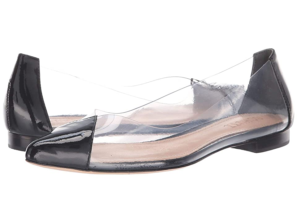 Schutz Clearly (Black Patent) Women