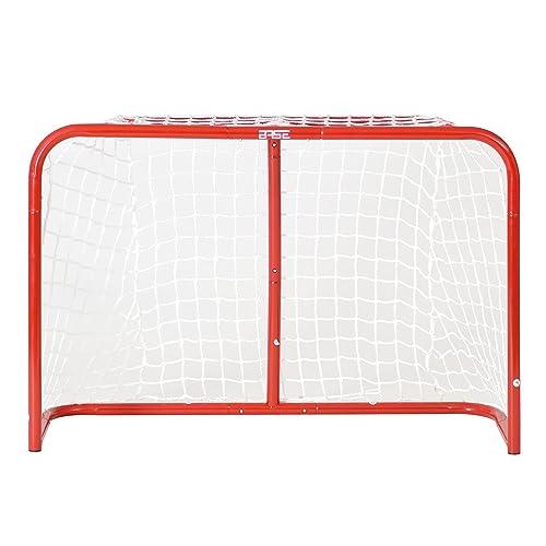 Sticks /& Ball I Outdoor-//Indoor Tor I Inline-Hockey I Tor f/ür Hockeyb/älle /& Pucks I Streethockey-Training I Feldhockey I inkl Rot Knee Hockey Tor Set inkl 2 Mini Sticks /& Schaumstoffball BAUER