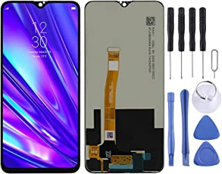 QTKJYLH LCD Screen and Digitizer Full Assembly for OPPO Realme 5 Pro/Realme Q