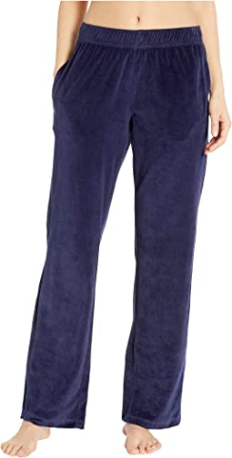 Velour PJ Pants
