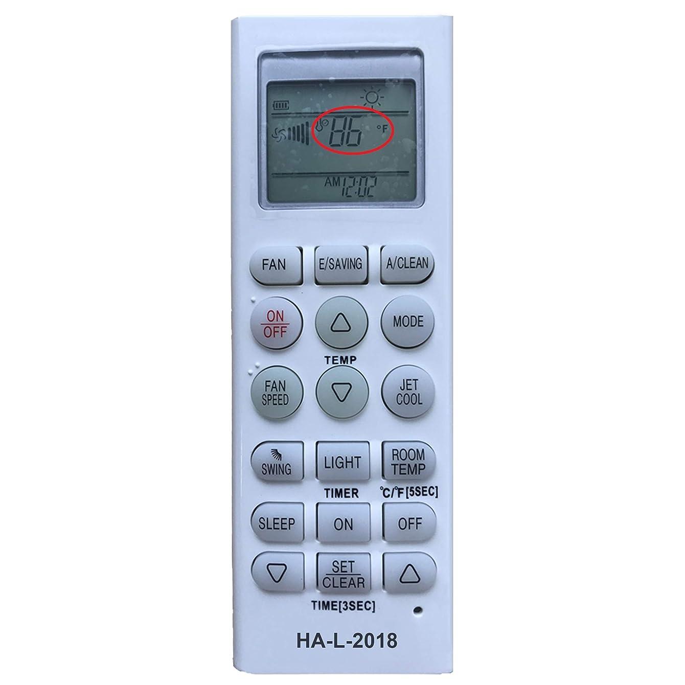 YING RAY Replacement for LG Air Conditioner Remote Control CC07AWV CC12AWV AKB73456115 AKB73756206 A12AWG LAN090HSV4 AKB73635619 D13-SBB6MN AMNW07GDBL1 AKB73215509 PQWRHQ0FDB LCN097HV4 CC18AWR