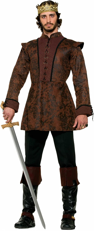 Medieval Fantasy King's Over item handling Coat Costume Rob Thro Game Robb Topics on TV Stark of