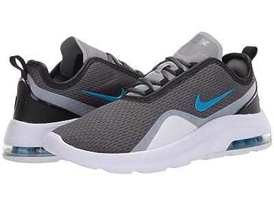 Nike Air Max Motion 2 (Iron Grey/Laser Blue/White/Particle Grey) Men