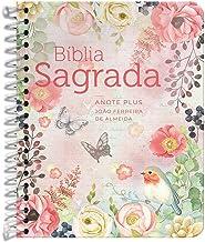 Bíblia anote plus RC - Capa Clássica Virtuosa: Anote suas emoções