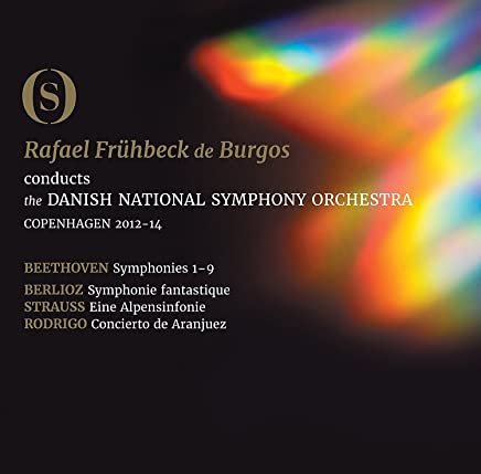 R.Frühbeck de Burgos conducts Danish National SO