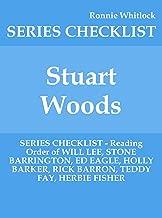 Stuart Woods - SERIES CHECKLIST - Reading Order of WILL LEE, STONE BARRINGTON, ED EAGLE, HOLLY BARKER, RICK BARRON, TEDDY FAY, HERBIE FISHER