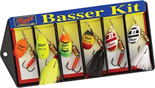 Mepps KHB3A #2 & #3 Aglia Assortment Basser Kit