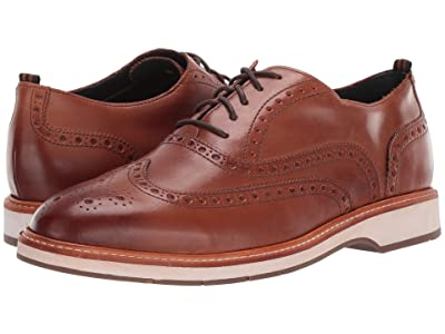 Cole Haan Morris Wing Oxford (British Tan) Men