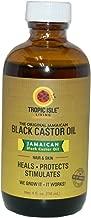 Tropic Isle Living Jamaican Black Castor Oil Plastic PET Bottle (4 oz)