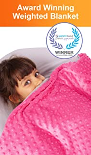 Supersoft 7 Lbs Calming Weighted Blanket for Kids - 41