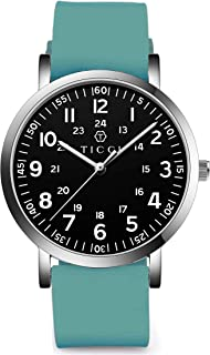 womens military time watch