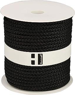 Hummelt Rope Universalseil Polypropylenseil 4mm 100m schwarz auf Rolle