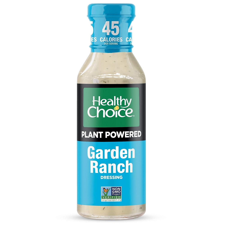 Super-cheap Healthy Choice Power Salad Max 70% OFF Creamy Garden Dressing Ranch