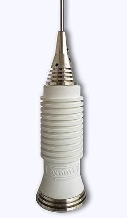 Antena AV281 sin cable solo conexión BX (blanco): Amazon.es ...