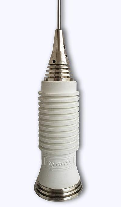 Antena AV281 sin cable solo conexión BX (negro): Amazon.es ...
