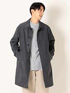 [シップスエニィ メンズ] コート リラックス ステンカラーコート メンズ 714100001