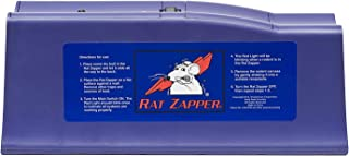 Rat Zapper Classic Electronic Rat Trap – No touch No See Disposal RZC001-4