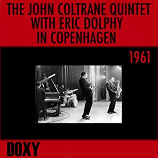 My Favorite Things into Announcement by John Coltrane (Remastered, False Starts)