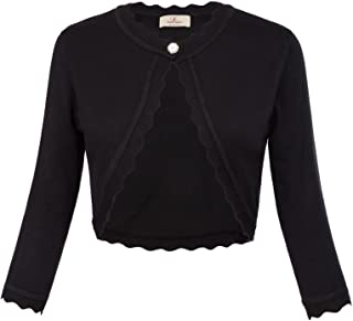 new style a36ea eeb1a Amazon.it: coprispalle nero elegante