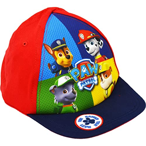 Paw Patrol Cap Boys Summer Baseball Hat Ages 1 to 6 Years 6ccc63287974