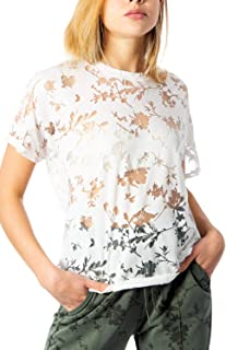 Luxury Fashion | Desigual Womens 20SOTK32WHITE White T-Shirt | Autumn-Winter 19
