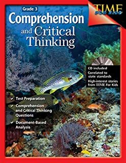 Shell Education COMPREHENSIVE AND CRITICAL THINKING