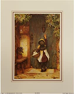 The Visitor By Arthur Hopkins 8x10 Fine Art Print (Print only (8