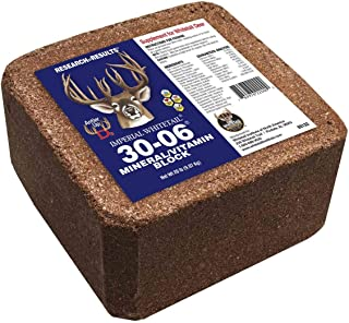 Whitetail Institute Imperial 30-06 20-lb. Mineral Block